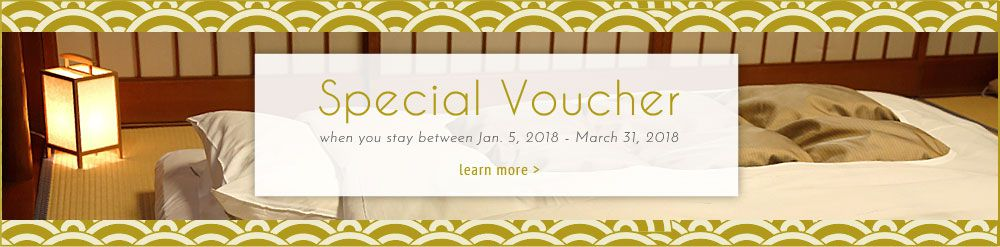early spring campaign special voucher